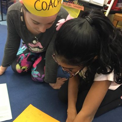 Partnership Power in Math: Partner Coaching